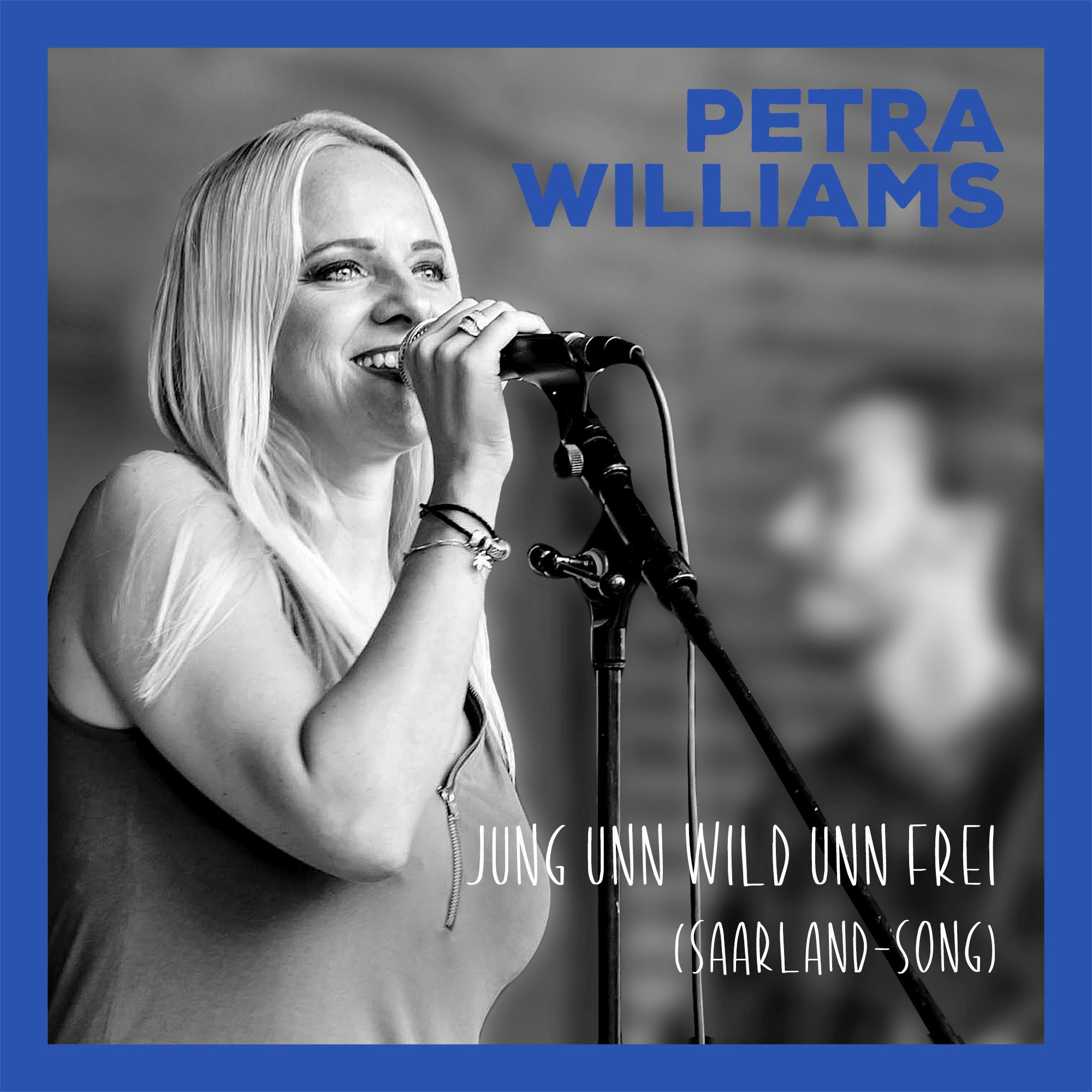Cover Single - Petra Williams